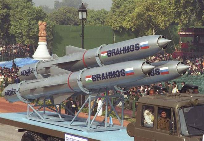Land-attack version of BrahMos missile successfully test-fired from Odisha's Chandipur_40.1