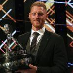 Ben Stokes awarded with Sports Personality of the Year 2019 award