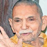 Former Union Minister ID Swami passes away