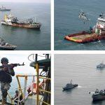Anti-hijacking exercise conducted in Kochi port
