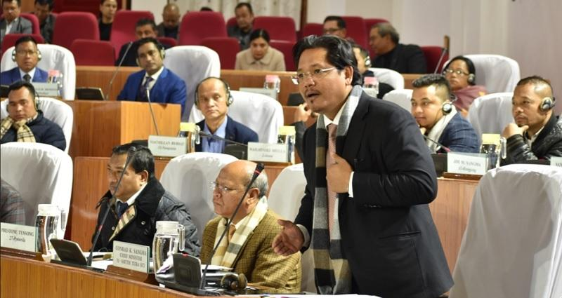 Meghalaya Assembly to pass resolution to bring state under ILP_40.1
