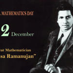 National Mathematics Day: 22 December