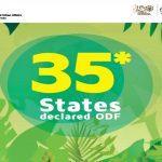 Urban India declared Open defecation free