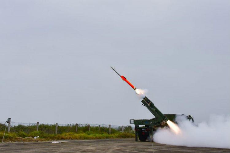 India test fires QRSAM System_40.1