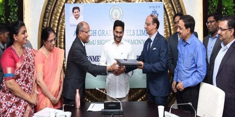 Andhra Pradesh CM launched 'Netanna Nestham' welfare scheme for weavers_40.1