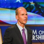 Boeing CEO Dennis Muilenburg steps down