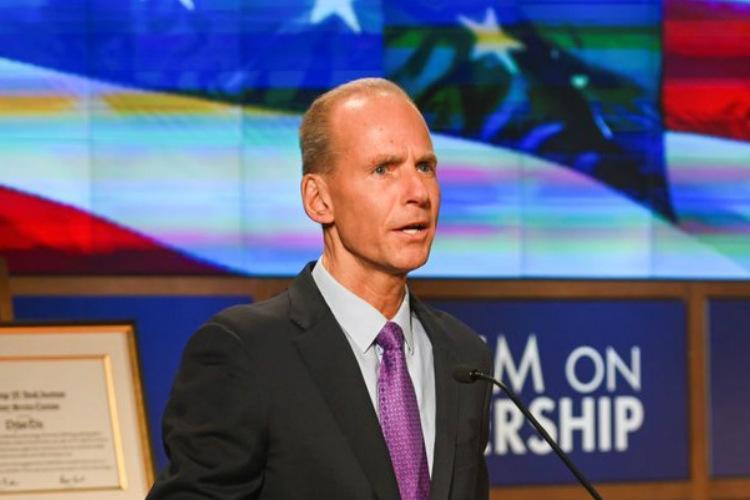 Boeing CEO Dennis Muilenburg steps down_40.1