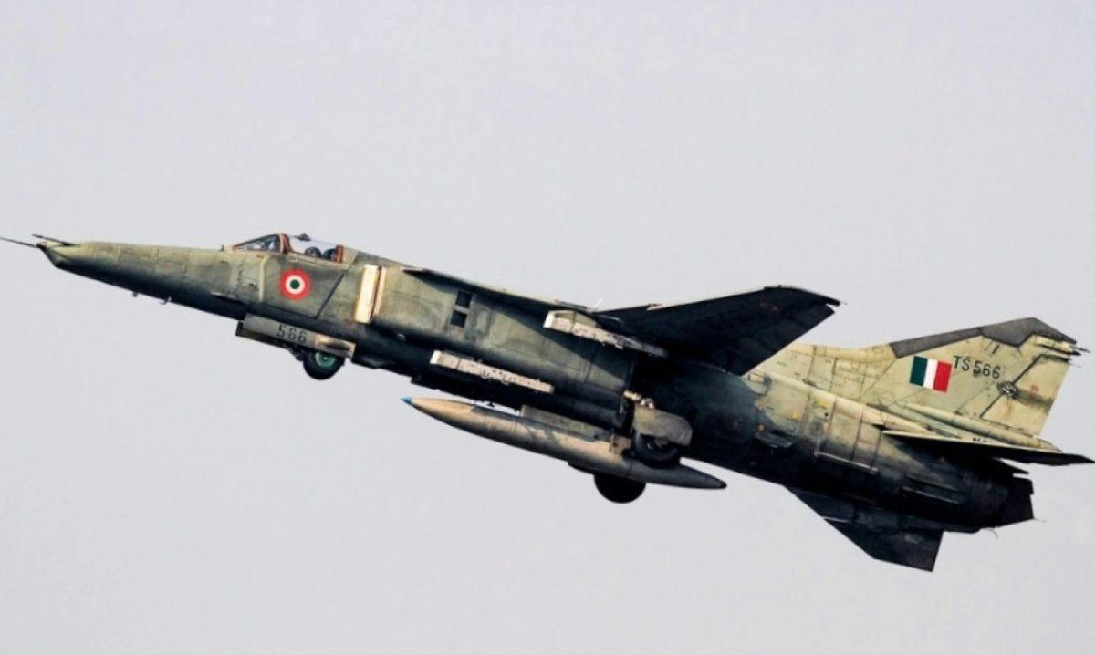 """IAF bids farewell to the iconic """"MiG-27"""" fighter aircraft_40.1"""
