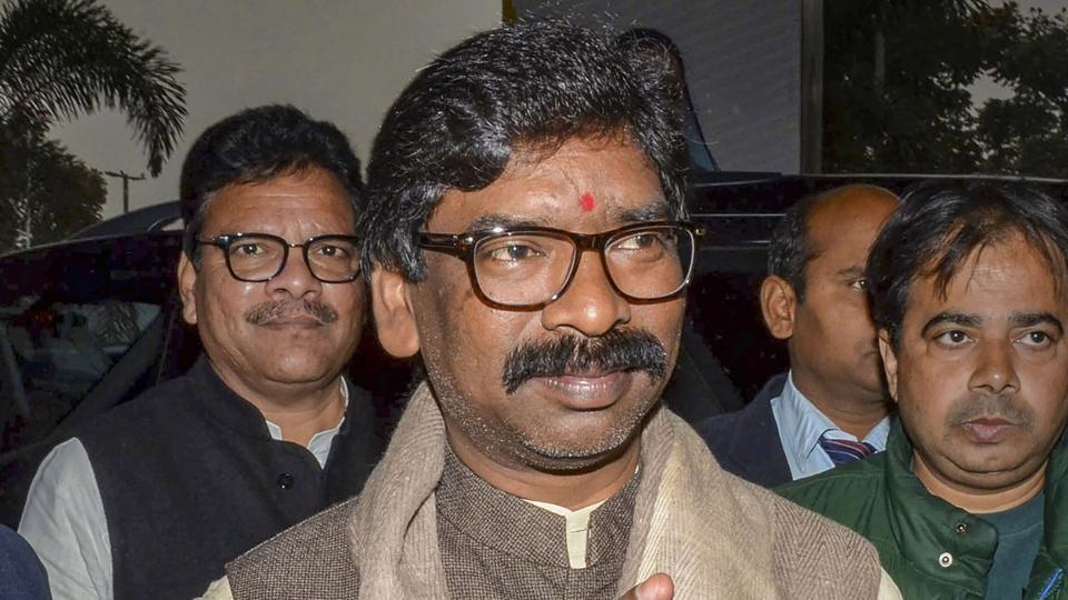 Hemant Soren sworn as CM of Jharkhand_40.1