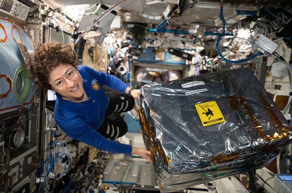 Christina Koch records longest single spaceflight by woman_40.1
