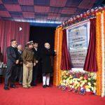 Home Minister lays foundation stone of CRPF Headquarters in New Delhi