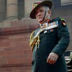 Gen Bipin Rawat named as country's 1st Chief of Defence Staff