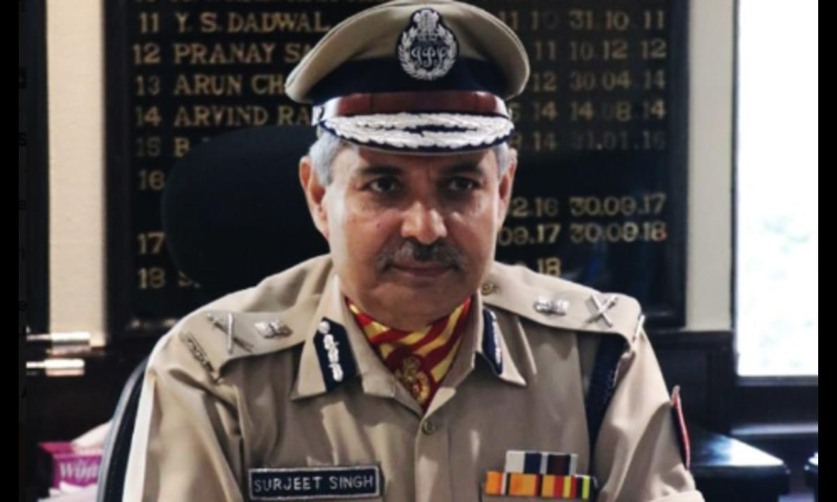 S S Deswal given additional charge of DG of CRPF_40.1