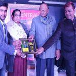 Piyuus Jaiswal honoured with Global Bihar Excellence Awards 2019
