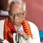Natyasurya Awardee dramatist Ratna Ojha passed away