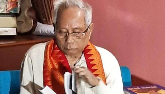 Natyasurya Awardee dramatist Ratna Ojha passed away_40.1