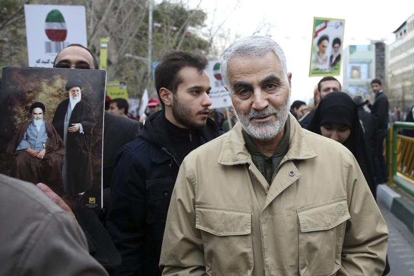 Iran's Gen Qassem Soleimani killed in US airstrike on Baghdad airport_40.1