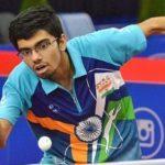 Manav Thakkar becomes world no.1 in ITTF rankings