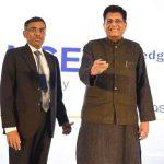Union Minister of Commerce and Industries inaugurates NSE Knowledge Hub
