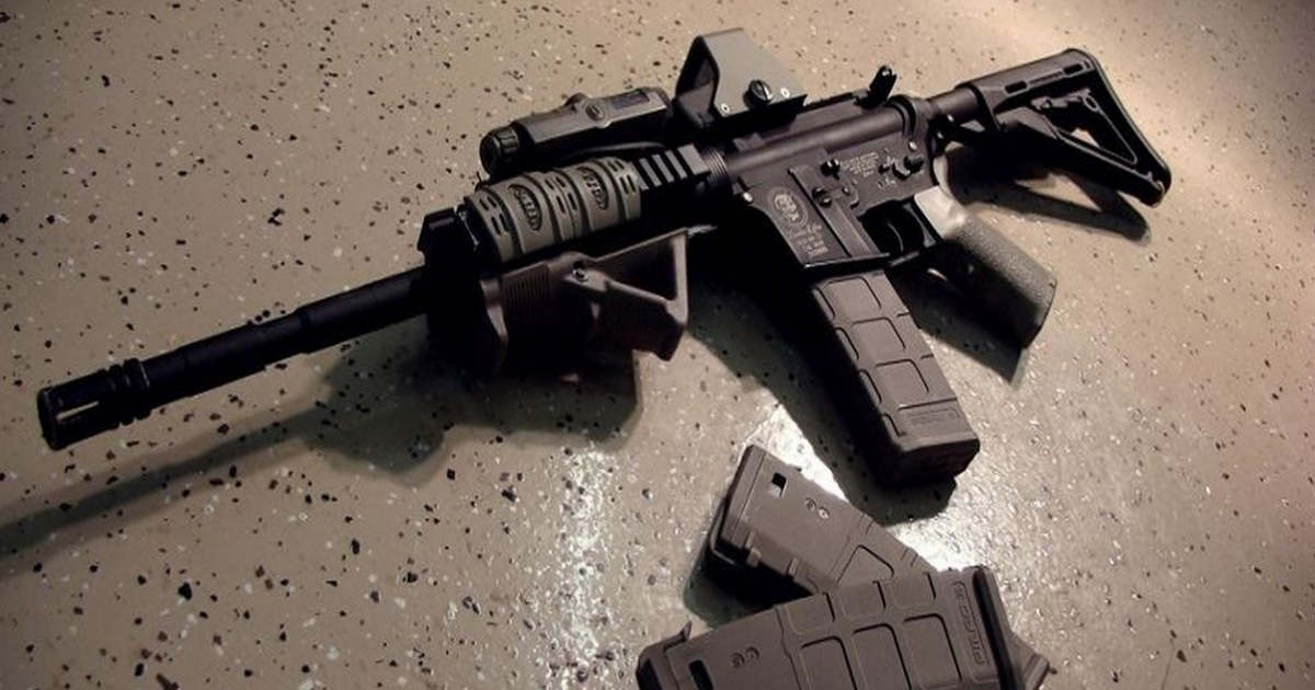 India-Russia to sign MoUs on AK-203 assault rifles_40.1
