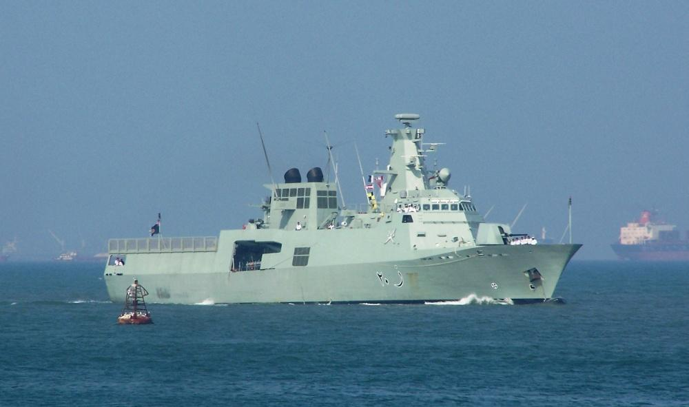India and Oman conduct bilateral naval exercise 'Naseem Al Bahr'_40.1