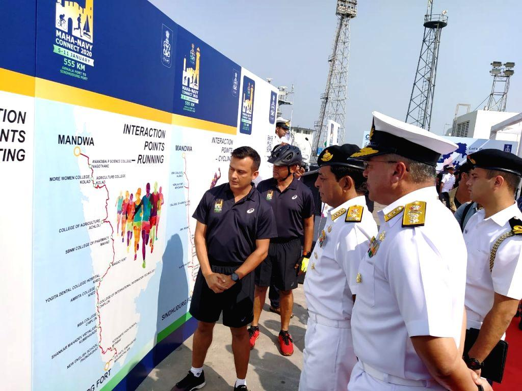 Indian Navy start 1st 'Maha-Navy Connect 2020'_40.1