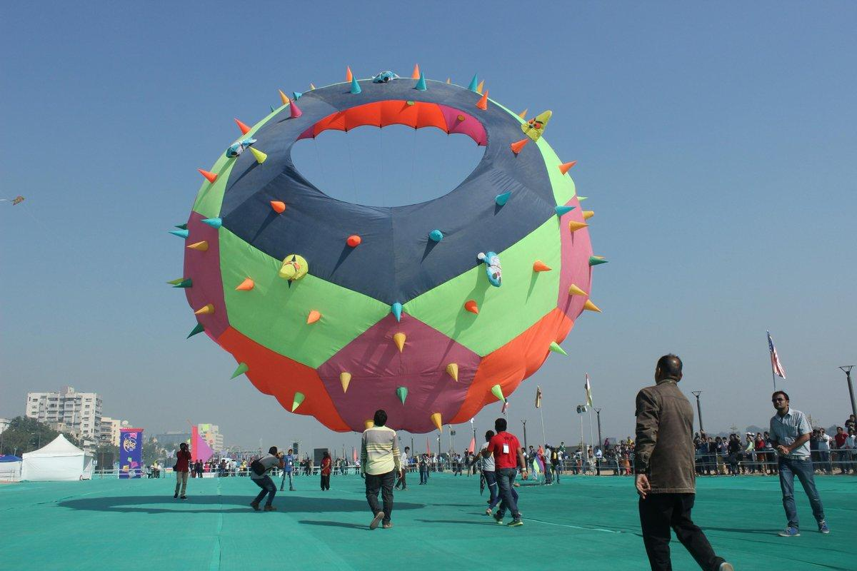 31st International Kite Festival begins in Ahmedabad_40.1
