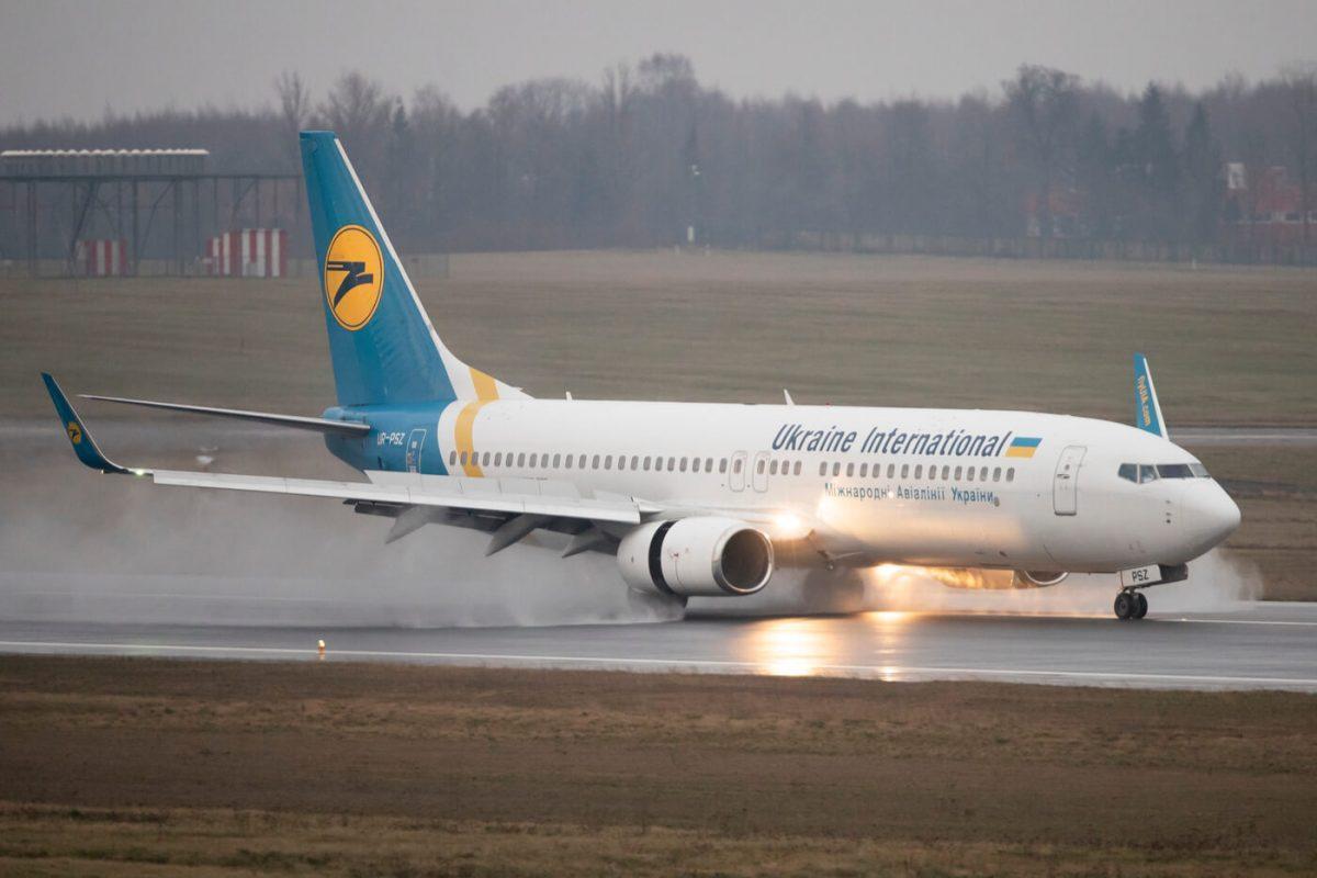 Ukrainian aircraft boarding 176 people crashes in Iran_40.1