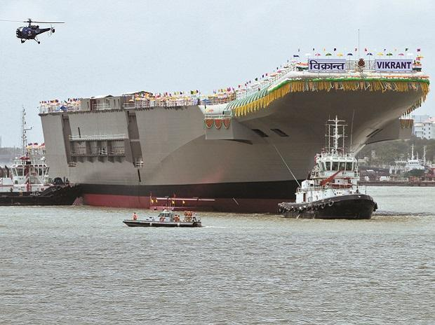 India's 1st indigenous aircraft carrier Vikrant to be commissioned by 2021_40.1
