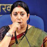 Union Minister Smriti Irani launched 3 schemes in Goa