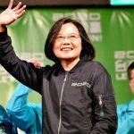Tsai Ing-wen wins Taiwan presidential election