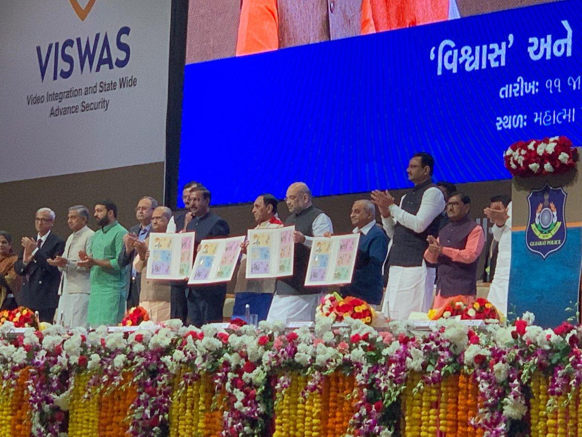 """India's 1st Cyber Crime Prevention Unit """"AASHVAST"""" launched in Gujarat_40.1"""