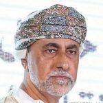 Sayyid Haitham bin Tariq al Said took over as Sultan of Oman