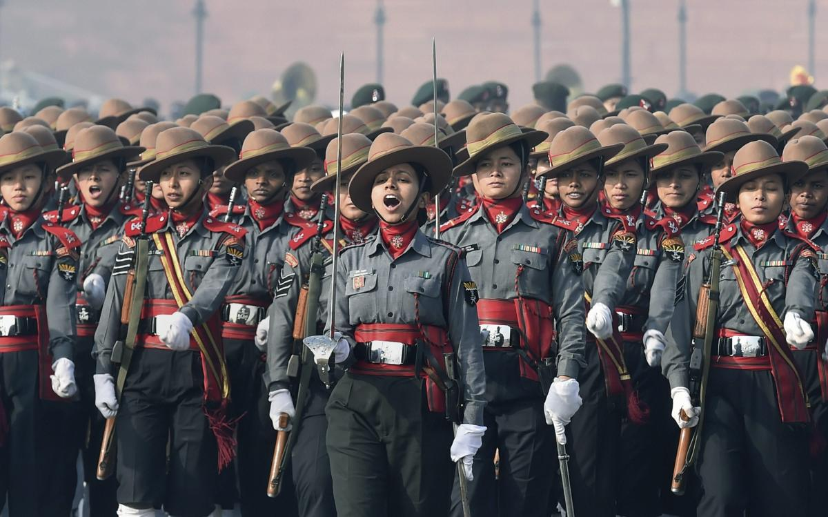 Capt Tania Shergill to become 1st Woman to lead R-Day contingent_40.1