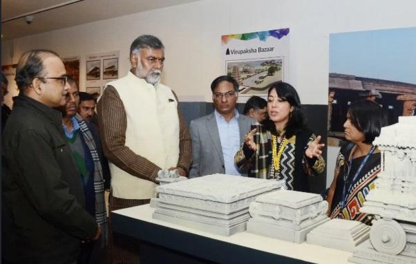 Union Culture Minister inaugurates 'Indian Heritage in Digital Space' exhibition_40.1