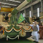 Defence Minister dedicates 51st K9 Vajra-T guns to nation
