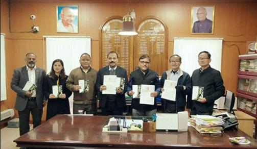 Arunachal Pradesh inked a MoU with IUCN to red-listing of orchids_40.1