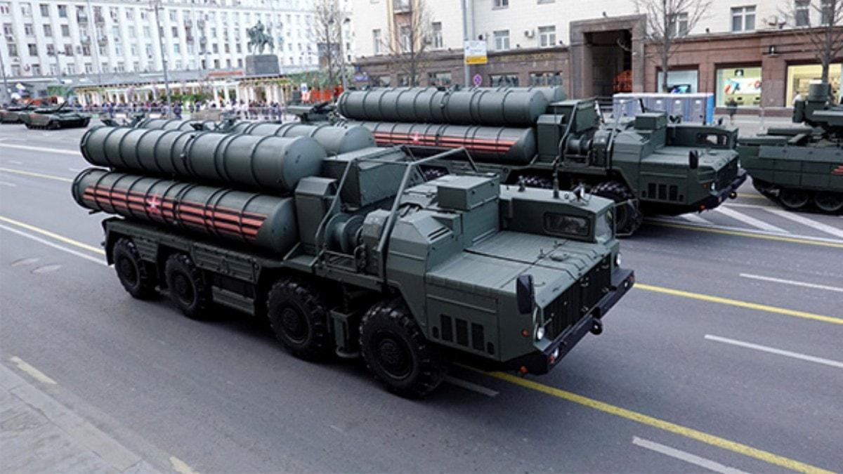 Russia S-400 missiles air defence systems to be delivered to India by 2025_40.1