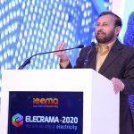 Union Minister for Heavy Industries inaugurates ELECRAMA 2020 in Noida