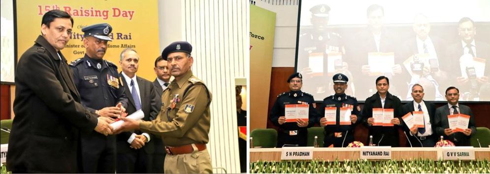 NDRF Celebrates its 15th Raising Day_40.1