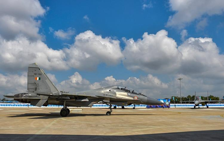 1st squadron of Sukhoi-30 MKI aircraft inducted by IAF_40.1