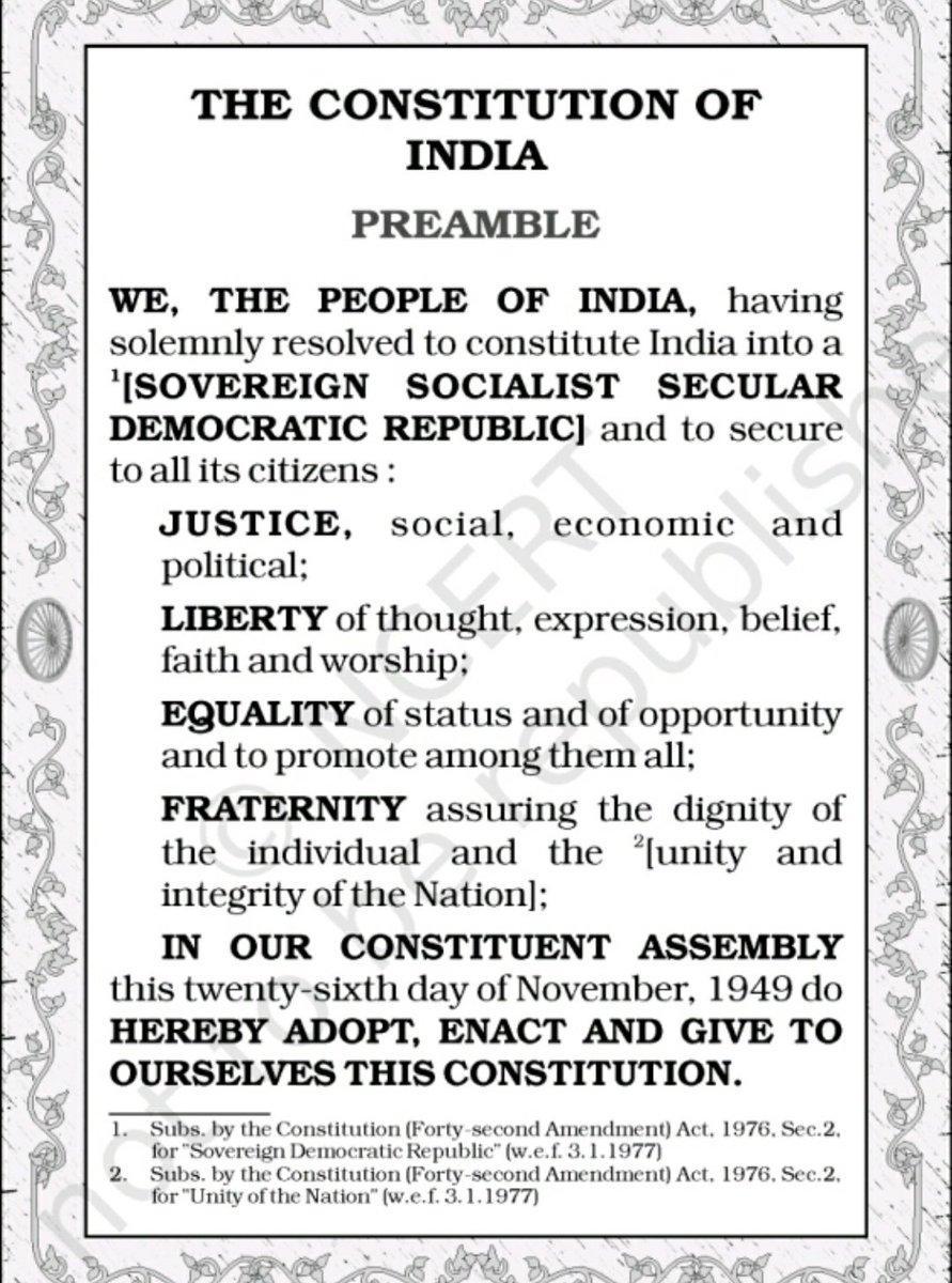 Maharashtra Govt. makes Preamble reading mandatory in Maharashtra schools_40.1