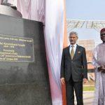 India's 1st Mahatma Gandhi convention centre opens in Niger