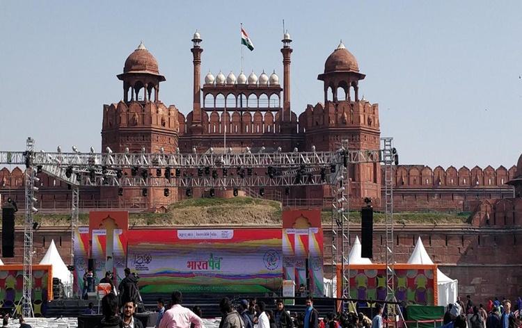 The spirit of India 'Bharat Parv 2020' begins at Red Fort_40.1