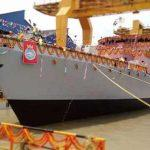 GRSE to deliver INS Kavaratti to Indian Navy Soon