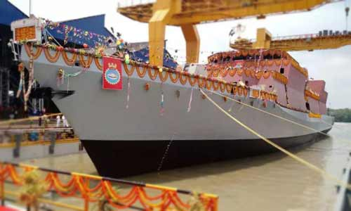 GRSE to deliver INS Kavaratti to Indian Navy Soon_40.1