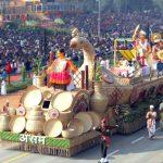 Tableaux of Assam wins 1st prize at 71st Republic Day parade