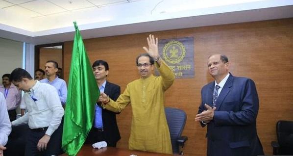 Uddhav Thackeray inaugurates Nagpur Metro Aqua line_40.1