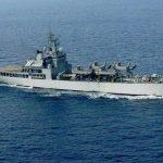 Indian Navy launches 'Opt Vanilla' on humanitarian mission in Madagascar