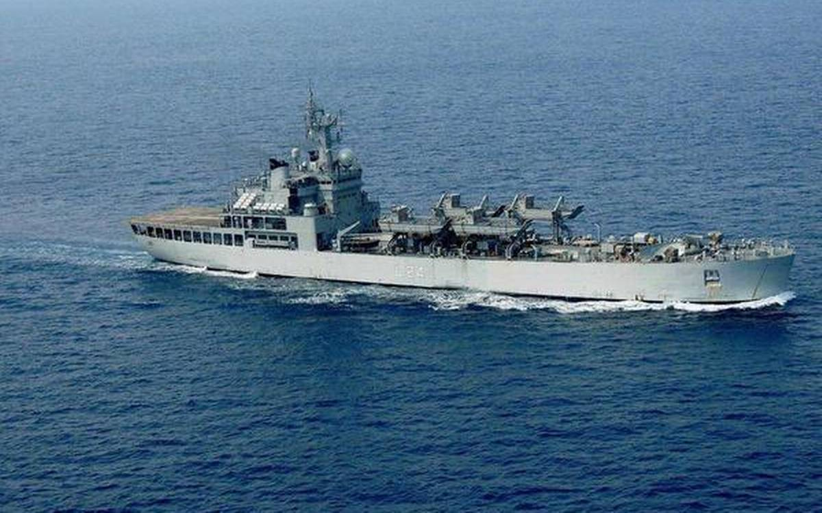 Indian Navy launches 'Opt Vanilla' on humanitarian mission in Madagascar_40.1